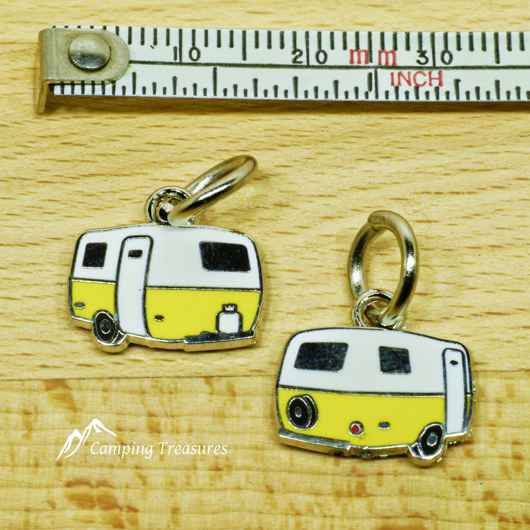 Individual Charm – Boler/Scamp – Yellow
