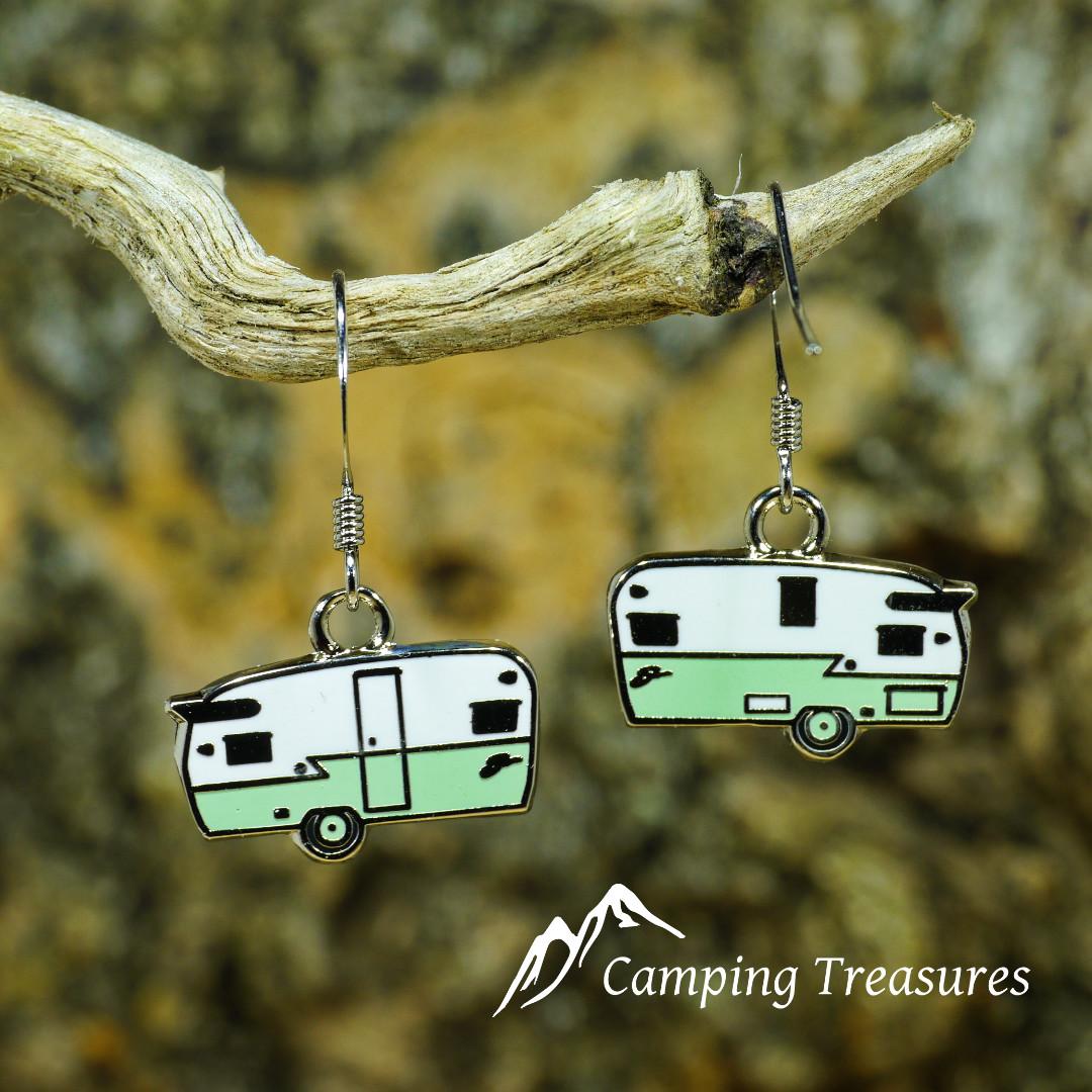 Earring – Shasta – Seafoam Green