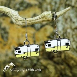 Earring – Shasta – Butternut Yellow