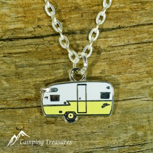 Necklace – Shasta – Butternut Yellow