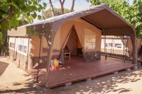 Canvas Tent House & The Canvas Tent U2013 Canvas With Wood ...