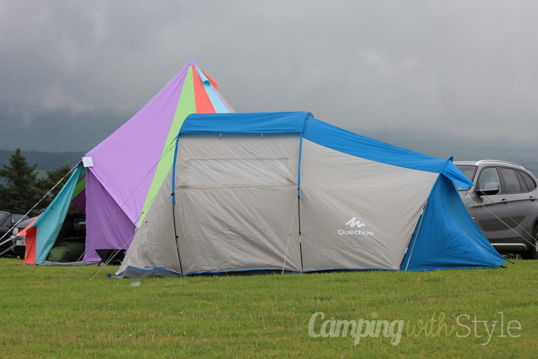 Decathlon Quechua Arpenaz 4.1 Family 4 Man Tent Review