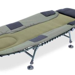 Fishing Chair Bed Reviews Yoga Ball Desk Benefits Your Complete Guide To Camp Beds Sleeping In Comfort Under Canvas Abode Carp Camping Folding 6 Leg Transformer Sport Bedchair