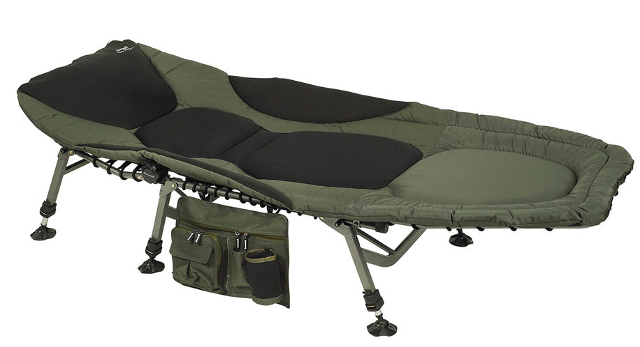 fishing chair carry bags modern chaise lounge your complete guide to camp beds & sleeping in comfort under canvas