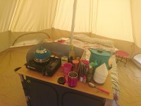 We Review The Stunning Star Canopy Bell Tent from Boutique ...