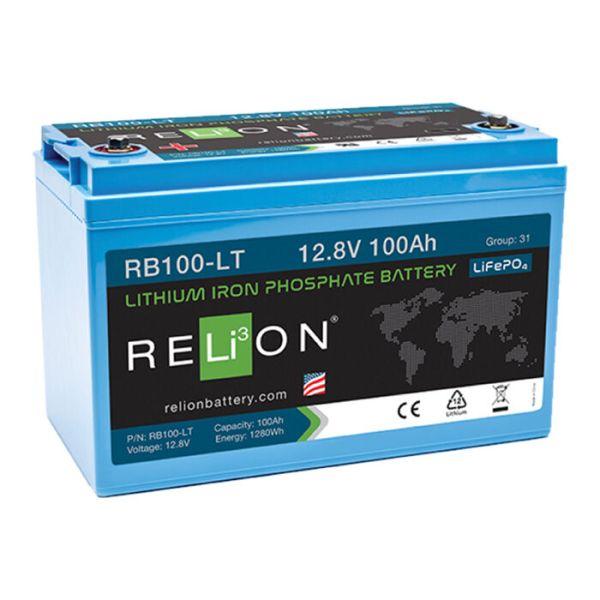 RV lithium battery