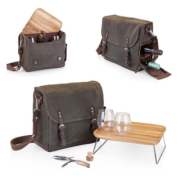 A wine tote for a vino lover