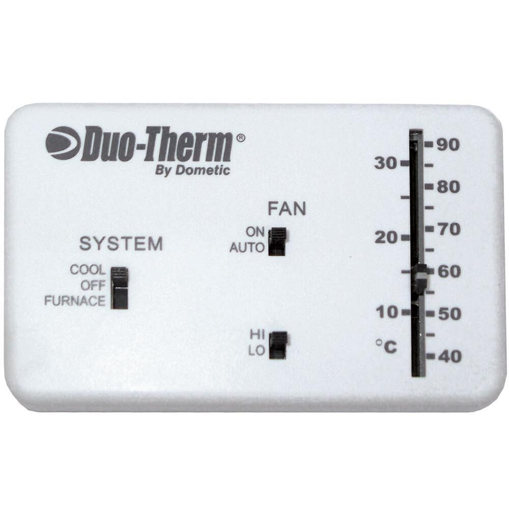 medium resolution of dometic analog thermostat cool furnace fan camping worlddometic analog thermostat wiring diagram 14