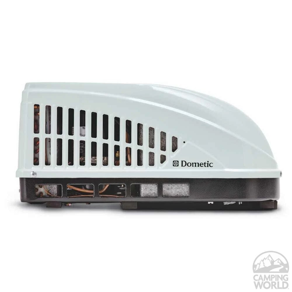 dometic brisk air ii air conditioner non ducted [ 1000 x 1000 Pixel ]