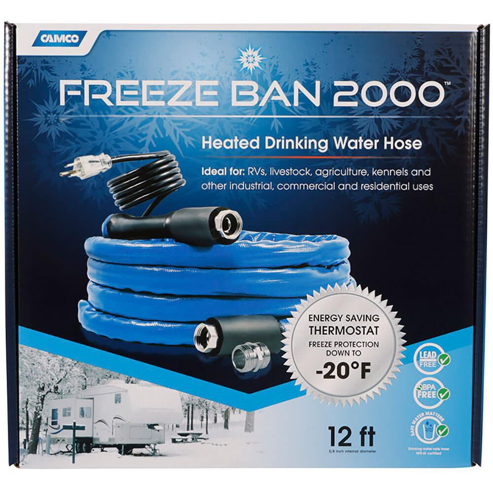 camco freeze ban hose