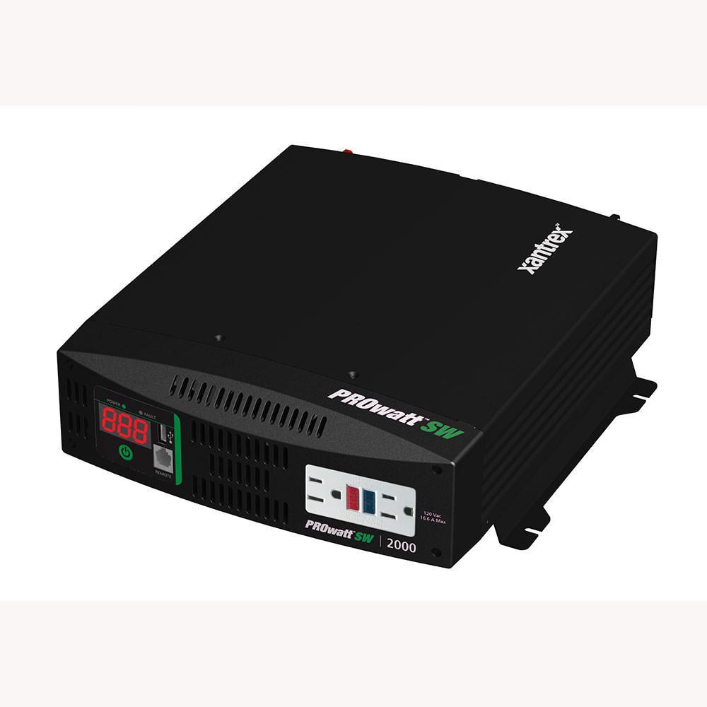 medium resolution of xantrex freedom 458 inverter charger 12 v 120 v 2000w