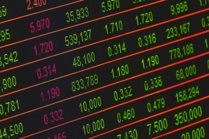 numbers stock exchange