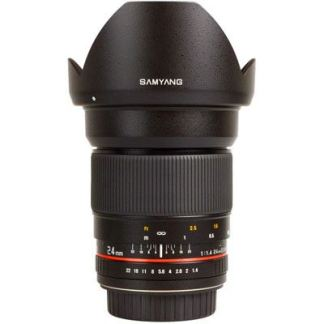 Samyang 24mm f1.4 ED AS IF UMC Lens