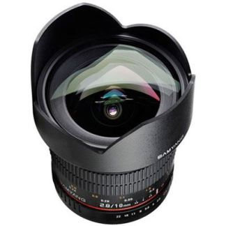 Samyang 10mm f2.8 ED AS NCS CS Ultra Wide Angle Lens
