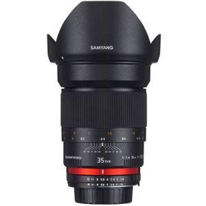 Samyang 35mm f1.4 AS UMC Lens