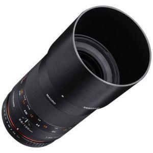 Samyang 100mm f2.8 ED UMC Macro Lens