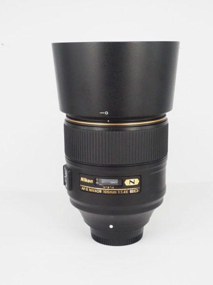 Nikon 105mm AF-S Nikkor f1.4 E ED
