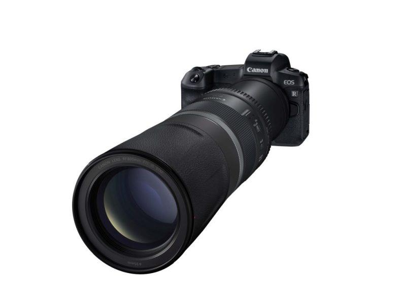 Canon RF 800mm f11 IS STM Lens