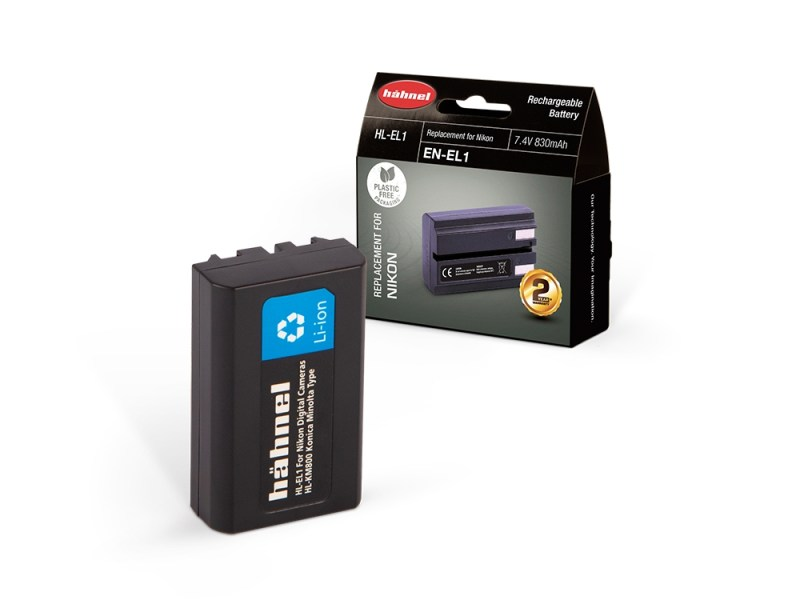 EL1Pack and battery