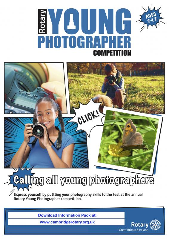 Young Photo Poster