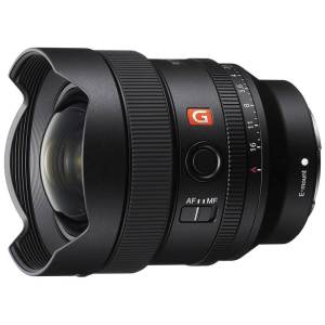 Sony FE 14mm F1.8 G Master Lens product image