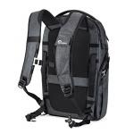 camera backpack freeline bp 350 lp37229 grey back angled
