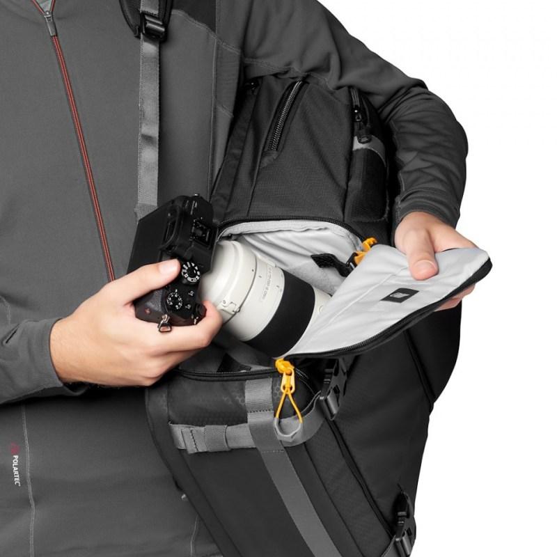 camera backpack lowepro fastpack bp 250 aw iii lp37333 pww quickdoor stage1 rgb