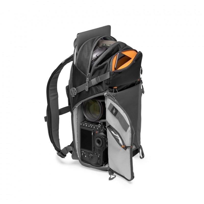 camera backpack lowepro photo active bp 200 lp37260 pww stuffed nikond850