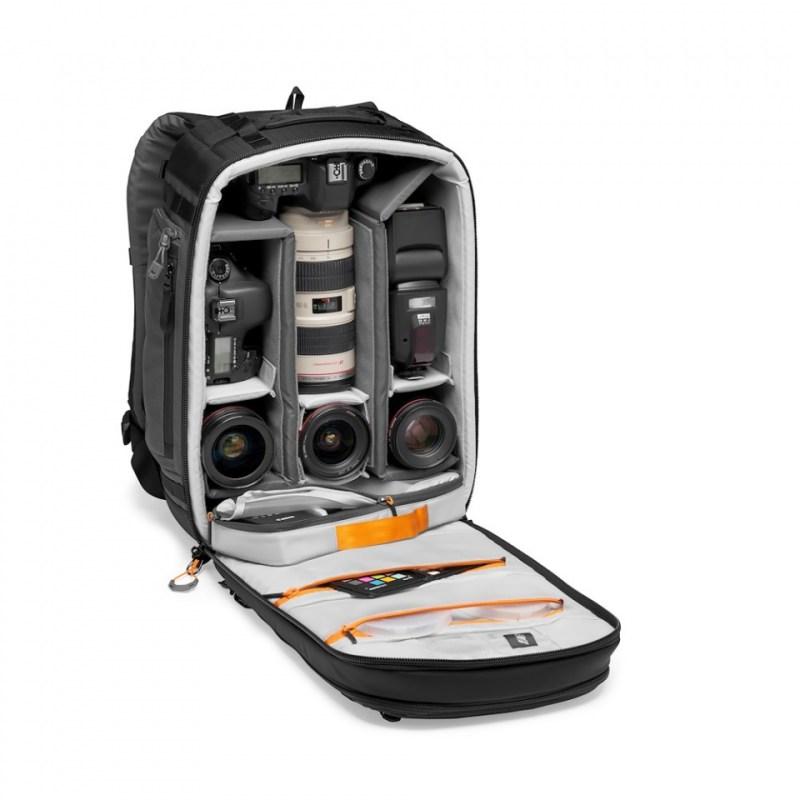camera backpack lowepro pro trekker bp 350 aw ii lp37268 pww canon stuffed