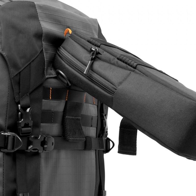 camera backpack lowepro pro trekker bp 550 aw ii lp37270 pww sliplock attach