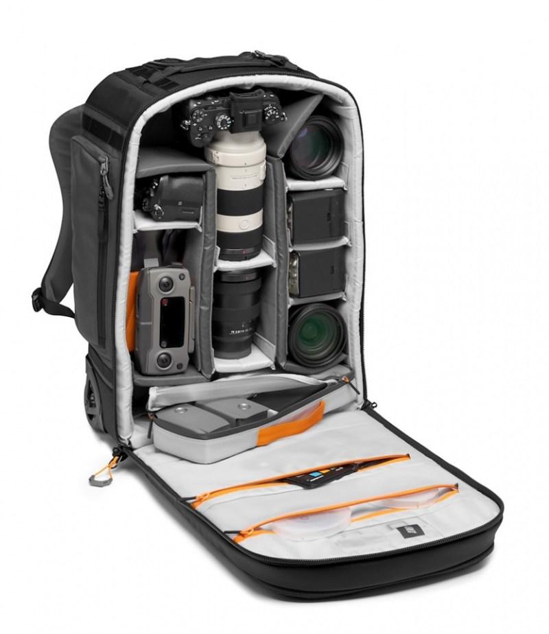 camera backpack lowepro pro trekker rlx 450 aw ii lp37272 pww sony