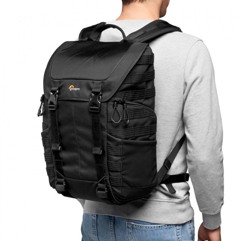 camera backpack lowepro protactic bp 300 aw ii lp37265 pww onbody