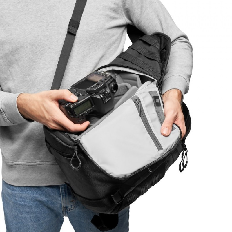 camera backpack lowepro protactic bp 300 aw ii lp37265 pww side access