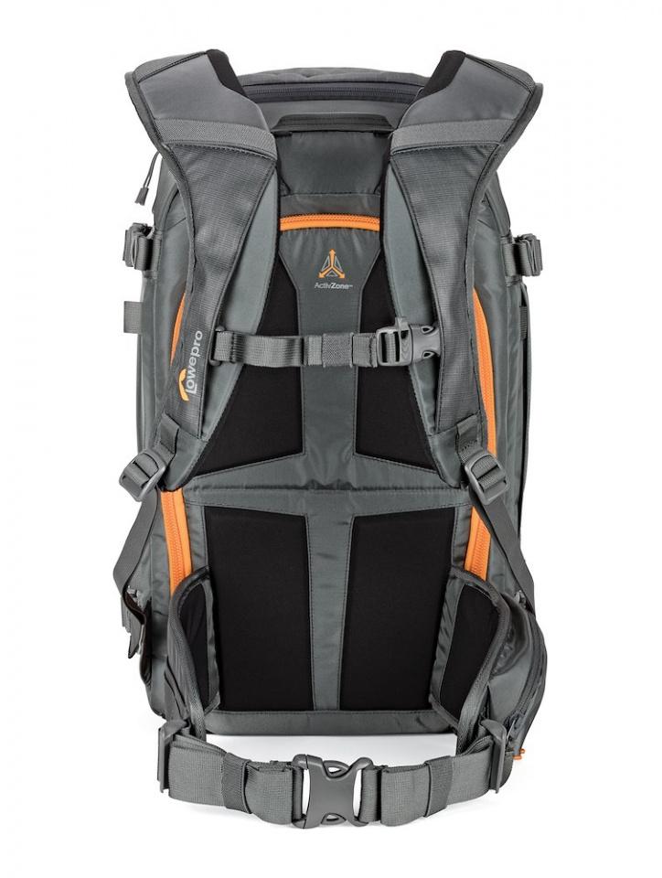 camera backpack whistler bp 350 aw ii lp37226 back