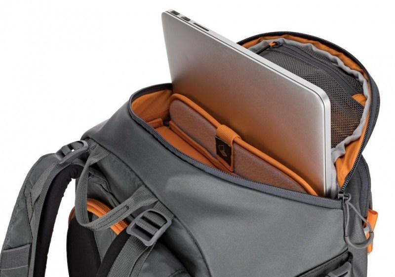 camera backpack whistler bp 350 aw ii lp37226 laptop alt