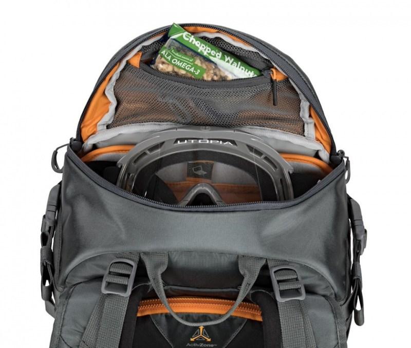 camera backpack whistler bp 350 aw ii lp37226 top pocket