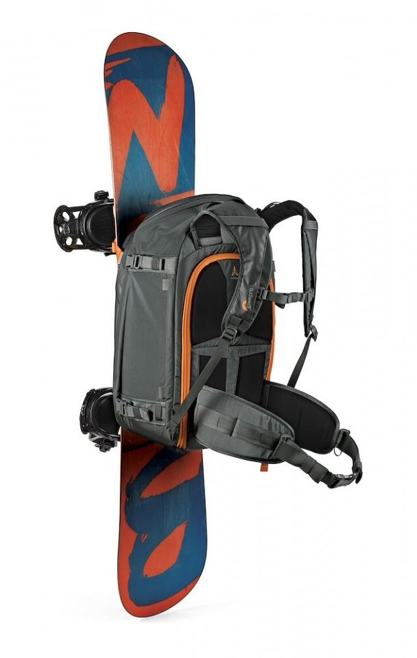 camera backpack whistler bp 450 aw ii lp37227 snowboard