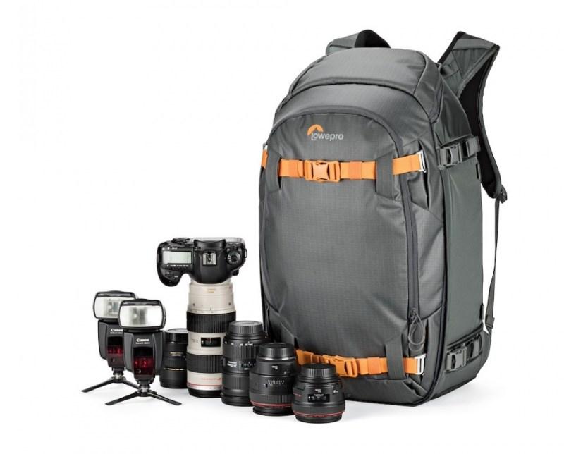 camera backpack whistler bp 450 aw lp37227 left canon5dmk4