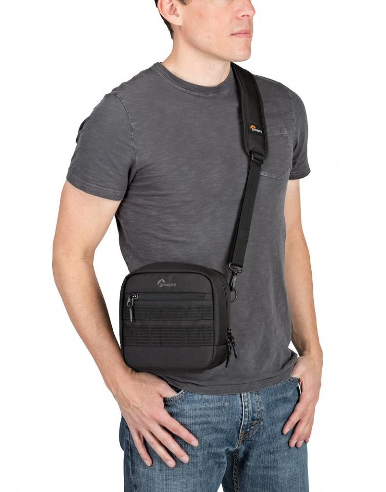 camera case protactic utility bag 100 ii aw lp37181 onbody rgb