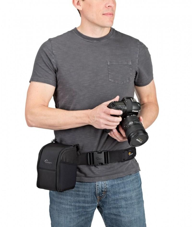camera lenscase protactic le 100 ii aw lp37179 wear onbelt rgb