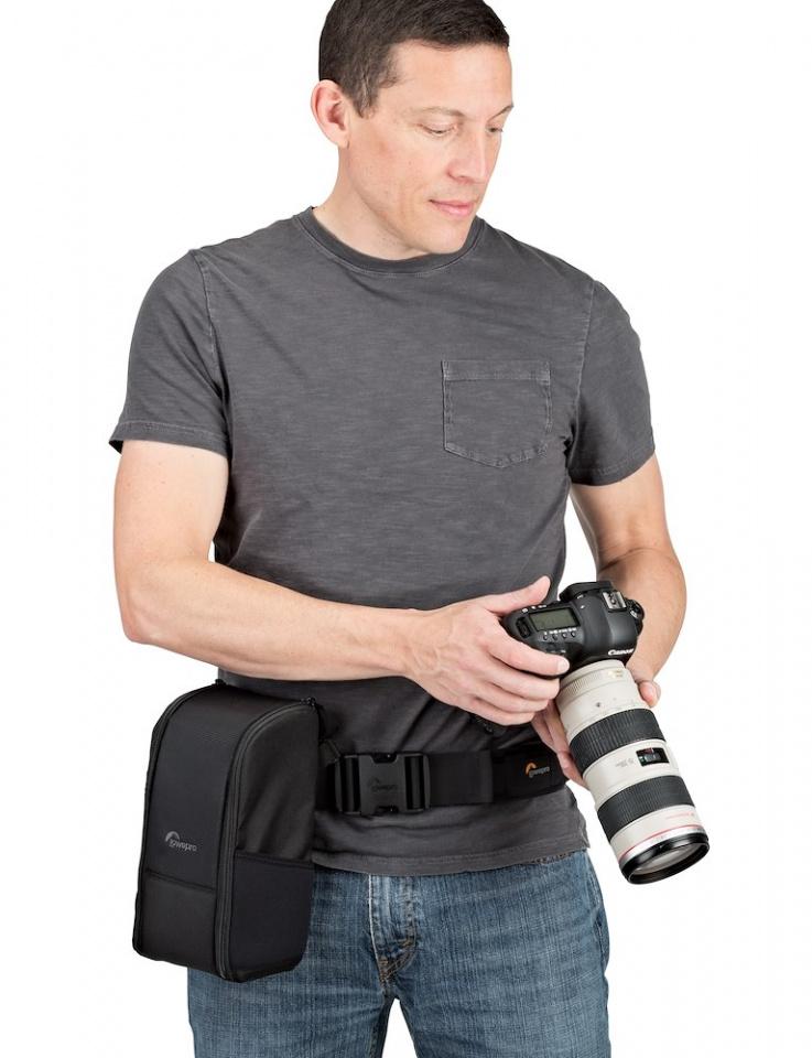 camera lenscase protactic le 200 ii aw lp37178 wear onbelt rgb