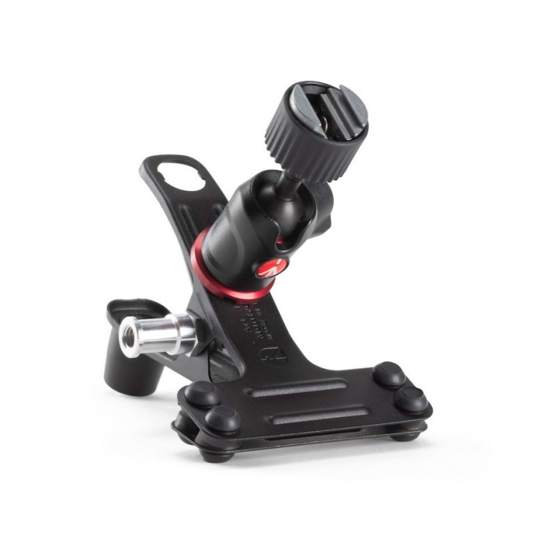 lighting clamps and arms manfrotto cold shoe spring clamp 175f 2 detail 02