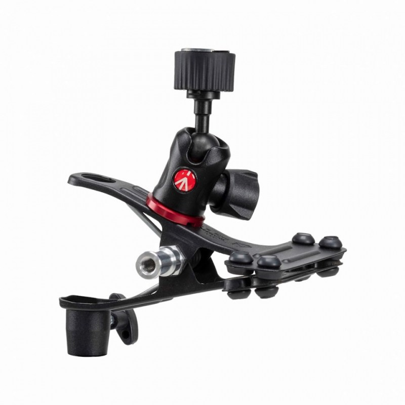 lighting clamps and arms manfrotto cold shoe spring clamp 175f 2