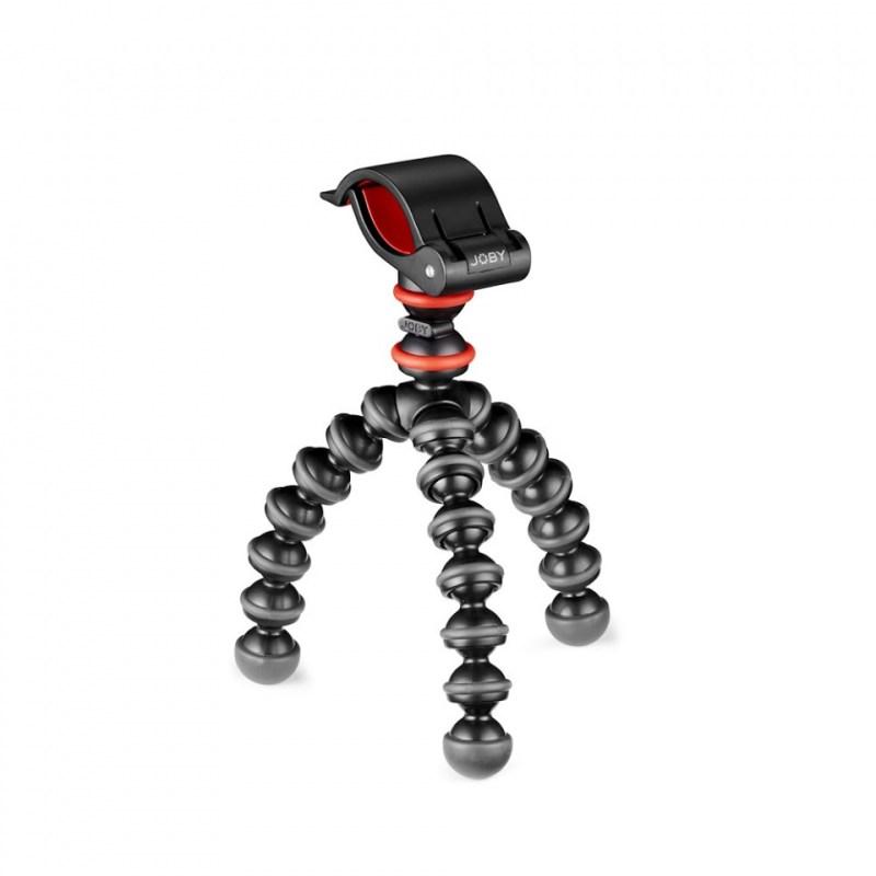 mobile tripod joby gp starter kit jb01571 bww flashlight holder 3 4 closed jaw