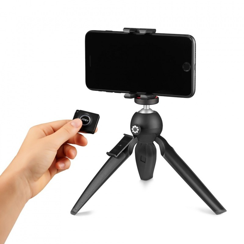 phone tripod joby handypod mobile jb01564 bww open with phone copia