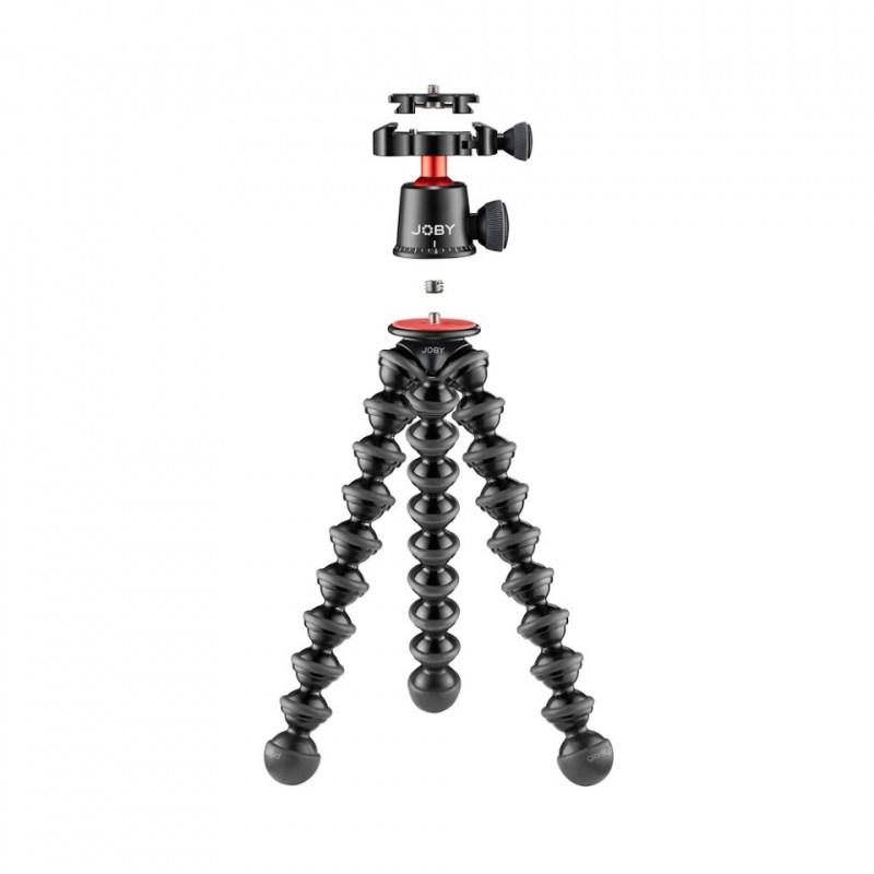 photo tripod joby gp 3k pro kit jb01566 bww front ballhead