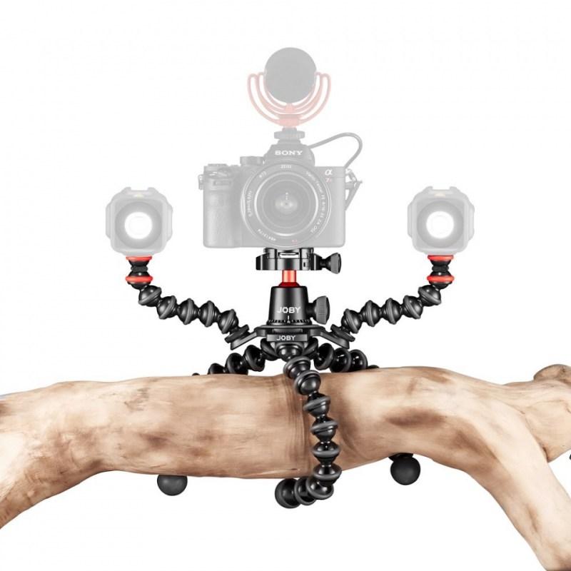 photo tripod joby gp 3k pro rig jb01567 bww wrapped kit ghost