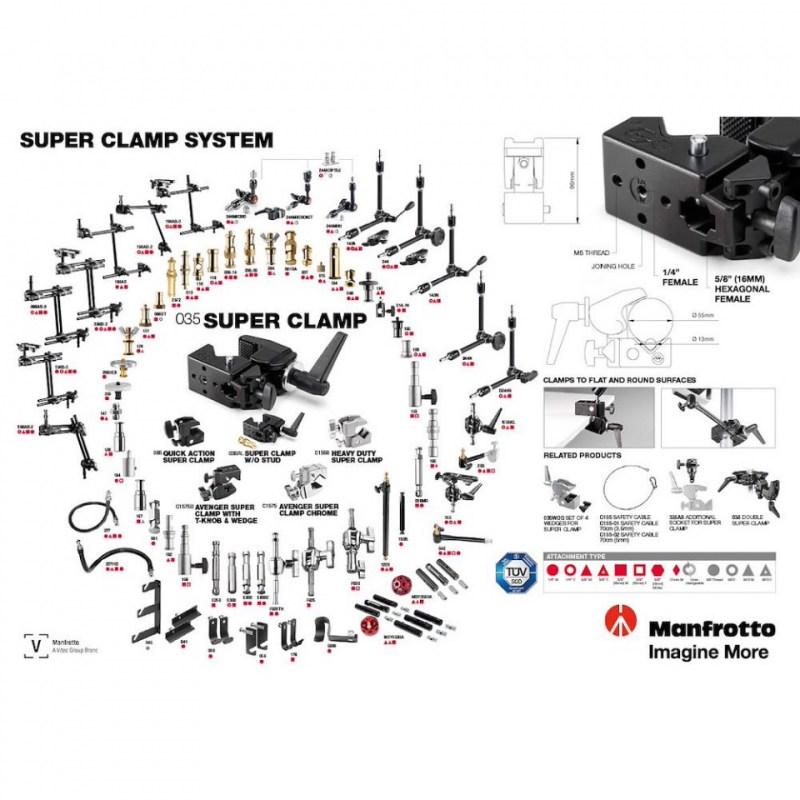 super clamp poster original