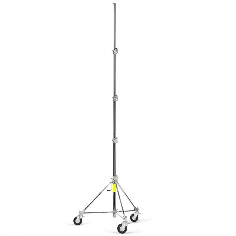 b150p 1 avenger strato safe stand 4 riser with rubber wheels detail 02