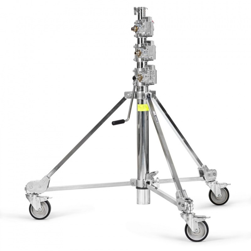 b7043cs 1 avenger strato safe stand 3 riser with braked wheels main